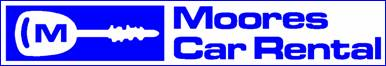 Moores Car Rental logo (c)